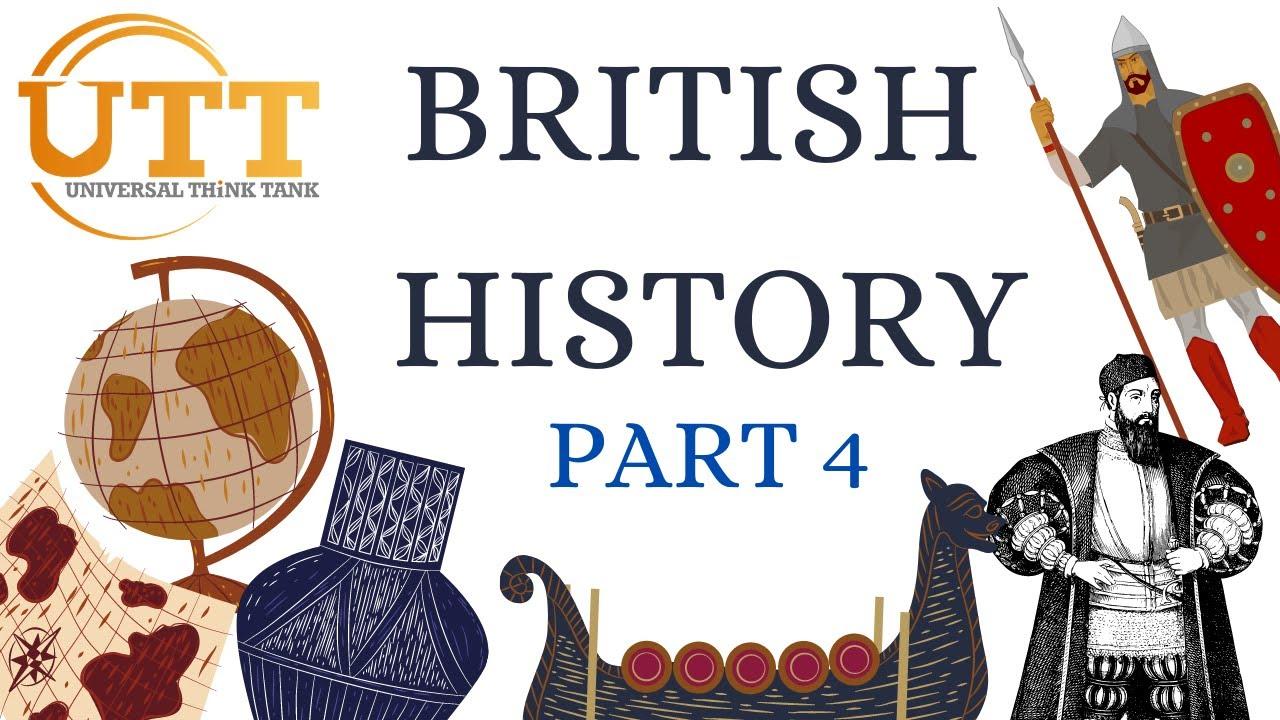 BRITISH HISTORY: Medieval Wars (Part 1)