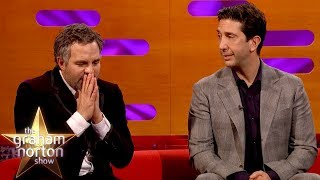 Mark Ruffalo Set Someone On Fire With A Shot Of Sambuca | The Graham Norton Show