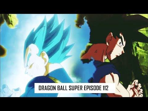 "Dragon Ball Super Episode 112 ""Unleash Saiyan Power""- Preview"