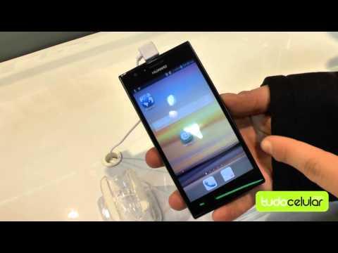 Hands-on: Huawei Ascend P2 - Tudocelular.com