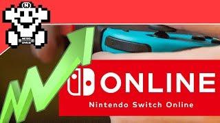 Nintendo ONLINE soll Massiv überarbeitet werden! / Sony mit Rekordgewinn! -  NerdNews #190