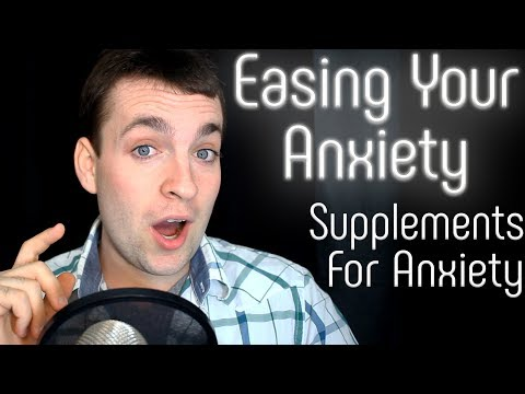 Five Natural Supplements To Help Your Anxiety