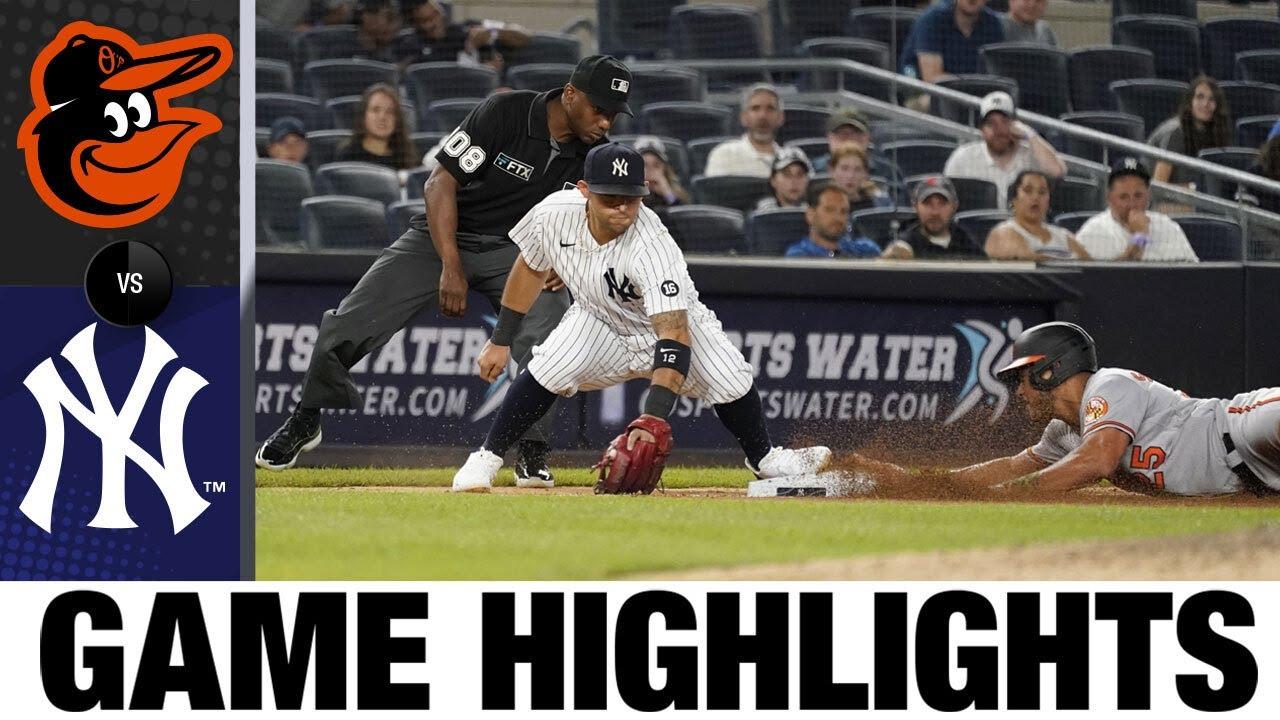 Download Orioles vs. Yankees Game Highlights (8/2/21)   MLB Highlights