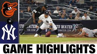 Orioles vs. Yankees Game Highlights (8/2/21) | MLB Highlights