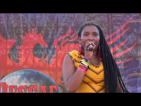 Nkulee Dube 'Prisoner' Reggae on the River August 5 2017