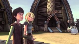 HTTYD / Chris Brown --- Don´t wake me up (Music Video AMV)