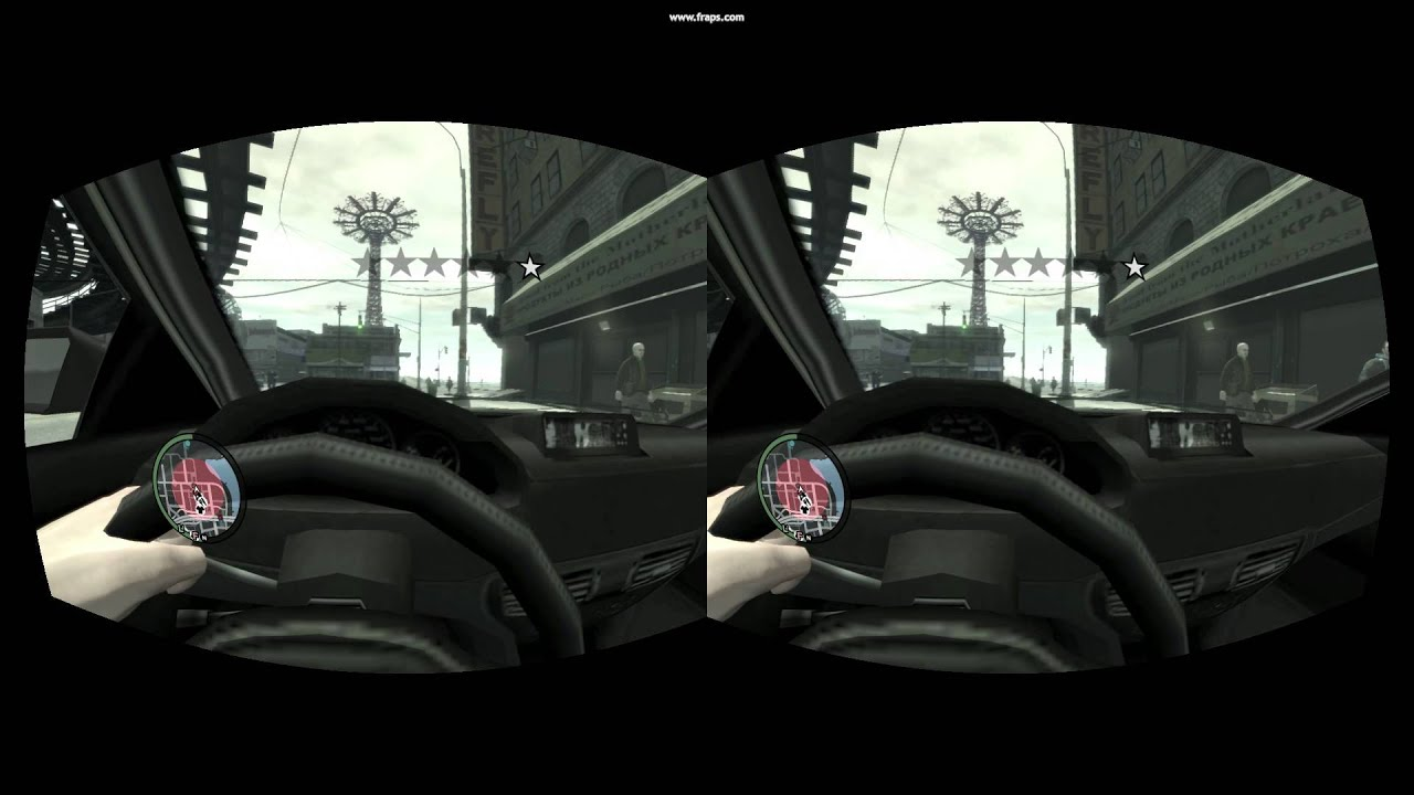 GTA IV VR!