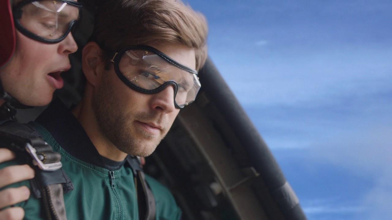 Skydiving - Indiana Farm Bureau Insurance - YouTube