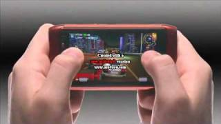 Asphalt 5 - Nokia N8 - Game Trailer(mobil game)