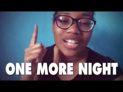 Cimorelli - One More Night (Lyric Video - ft. the CimFam)