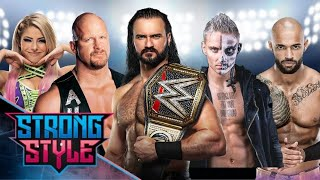 Drew McIntyre Diagnosis Might Alter Royal Rumble Alexa Bliss s Fireball Steve Austin in DSOTR S3