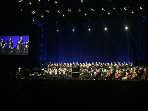 Ennio Morricone - Man With a Harmonica (O2 Arena,London) mp3