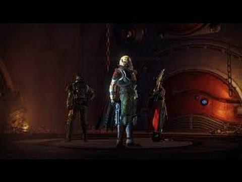 Destiny Prison Of Elders Shrek and Fiona Forever!!!