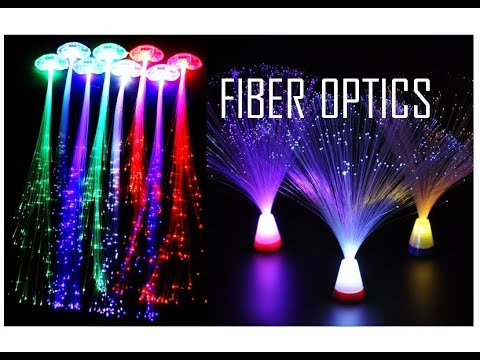 Fiber Optics | Optical Communication | Optical Fiber in Hindi | Fiber Optic Cable