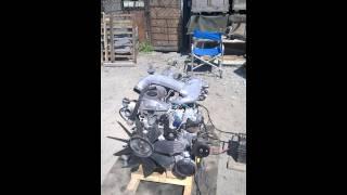 Запуск двигателя в сборе 662920 Ssang yong Musso Sport смотреть