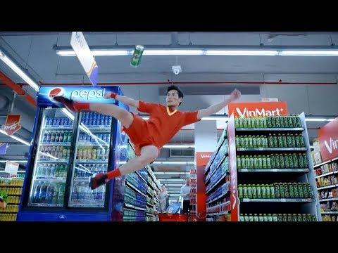 Creative | TVC quảng cáo độc đáo của Vinmart/Vinmart+ nhân mùa World Cup 2018