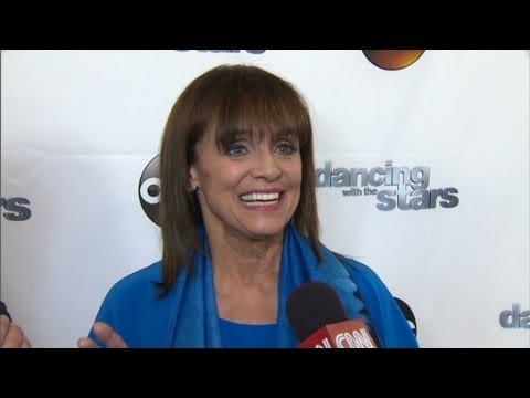 "Valerie Harper talks about competing on ""DWTS"" - YouTube"