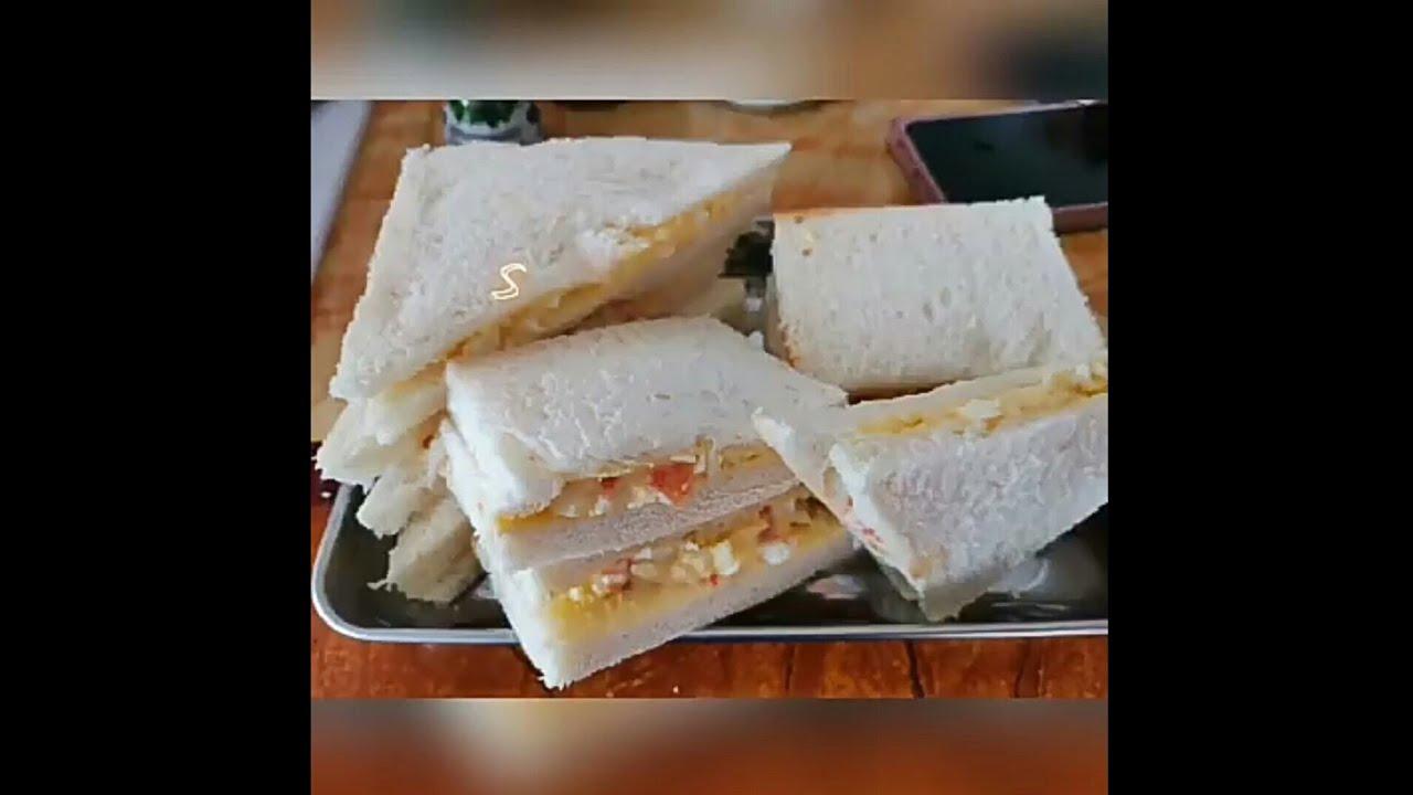 sandwich telur goreng hancur mayonis dincasty Resepi Sambal Telur Rebus Enak dan Mudah