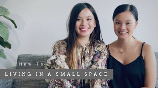 6 Tips For Living In A Small Space | Apartment Living | The Issa Edit
