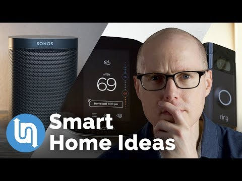 Smart Home Automation Ideas