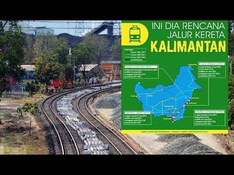 Kereta Api Kalimantan