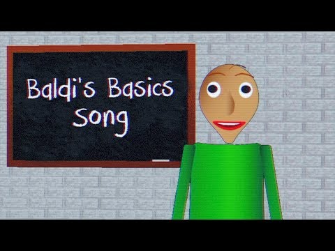 BALDIS BASICS SONG MUSIC