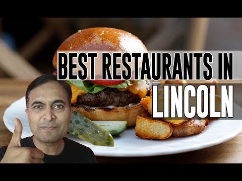Best Restaurants And Places To Eat In Lincoln, Nebraska NE