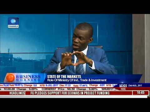 Focus On Nigeria's Fiscal Economy And Market Growth Pt 2 | Business Morning |