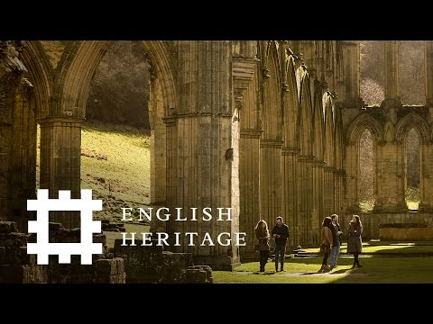 Postcard From Rievaulx Abbey | HD Drone Footage