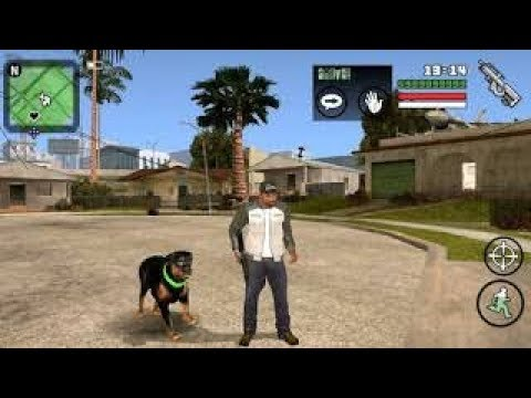 GTA-5 Visa 2 Available On Android __ New Apk+data __ Proof With Gameplay __