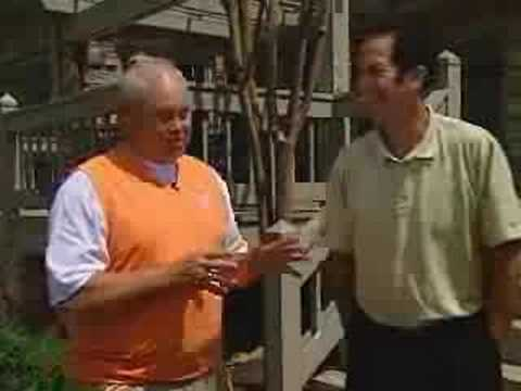 At Home with Phillip Fulmer