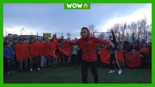 Rapper Ismo scoort WK-hit voor het Marokkaanse elftal