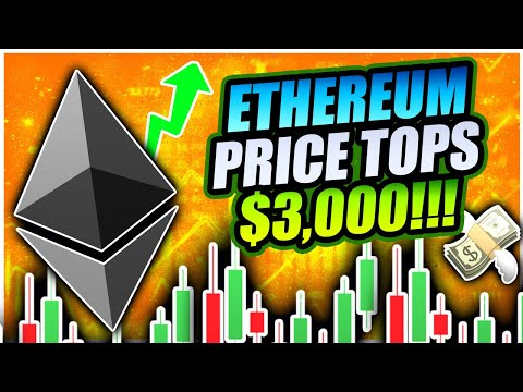 ETHEREUM READY FOR $3,000!!! CAN POLKADOT 10X AND SMASH ETHEREUM!!!!??