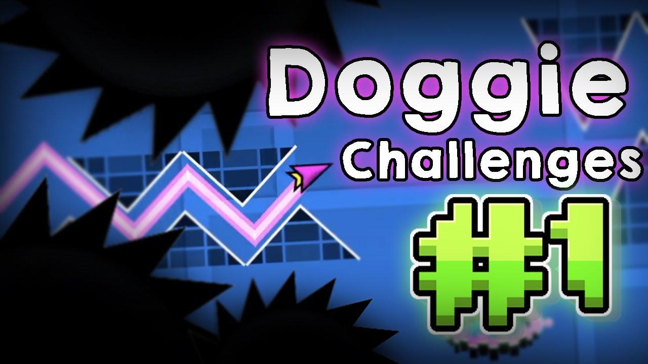 Doggie Challenges Part 1 yo