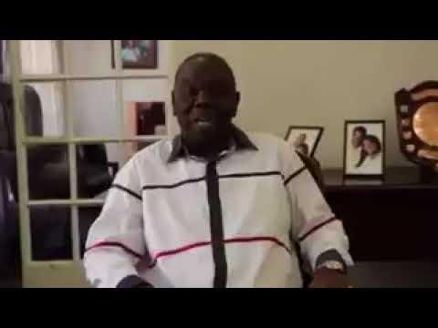 Video expose Morgan Tsvangirai's failing health