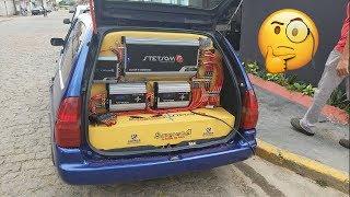 GRAVE TA FORTE! 4 de 3000w com Stetsom EX21.500