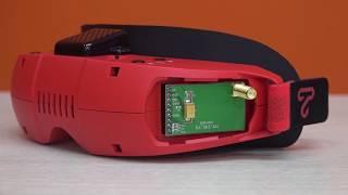 TOPSKY F7X 2D 3D видео очки с большим FOV и возможностью тюнинга