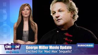 Director George Miller Talks Mad Max, Justice League & Happy Feet