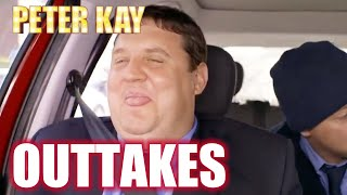 ALL THE GREATEST OUTTAKES | Peter Kay's Car Share