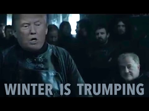 Image result for trump game of thrones