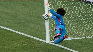 14 World Cup Goalkeeper Saves That Will Impress You