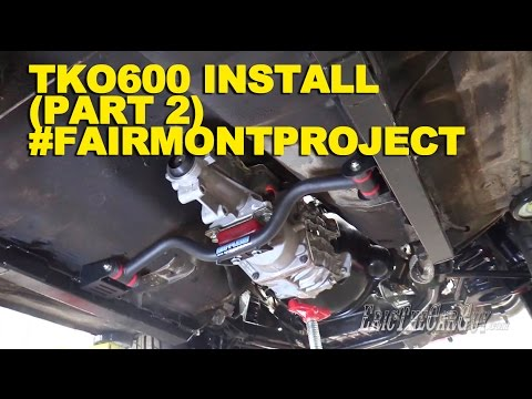 TKO600 Install (Part 2) #FairmontProject
