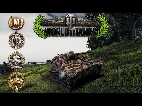 World of Tanks - Spähpanzer SPIC - 9 Kills - 5k Damage - 2vs10 [Replay|HD]