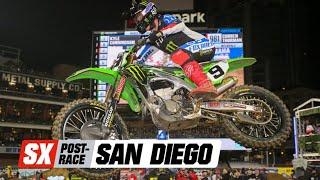Supercross Post-Race: San Diego