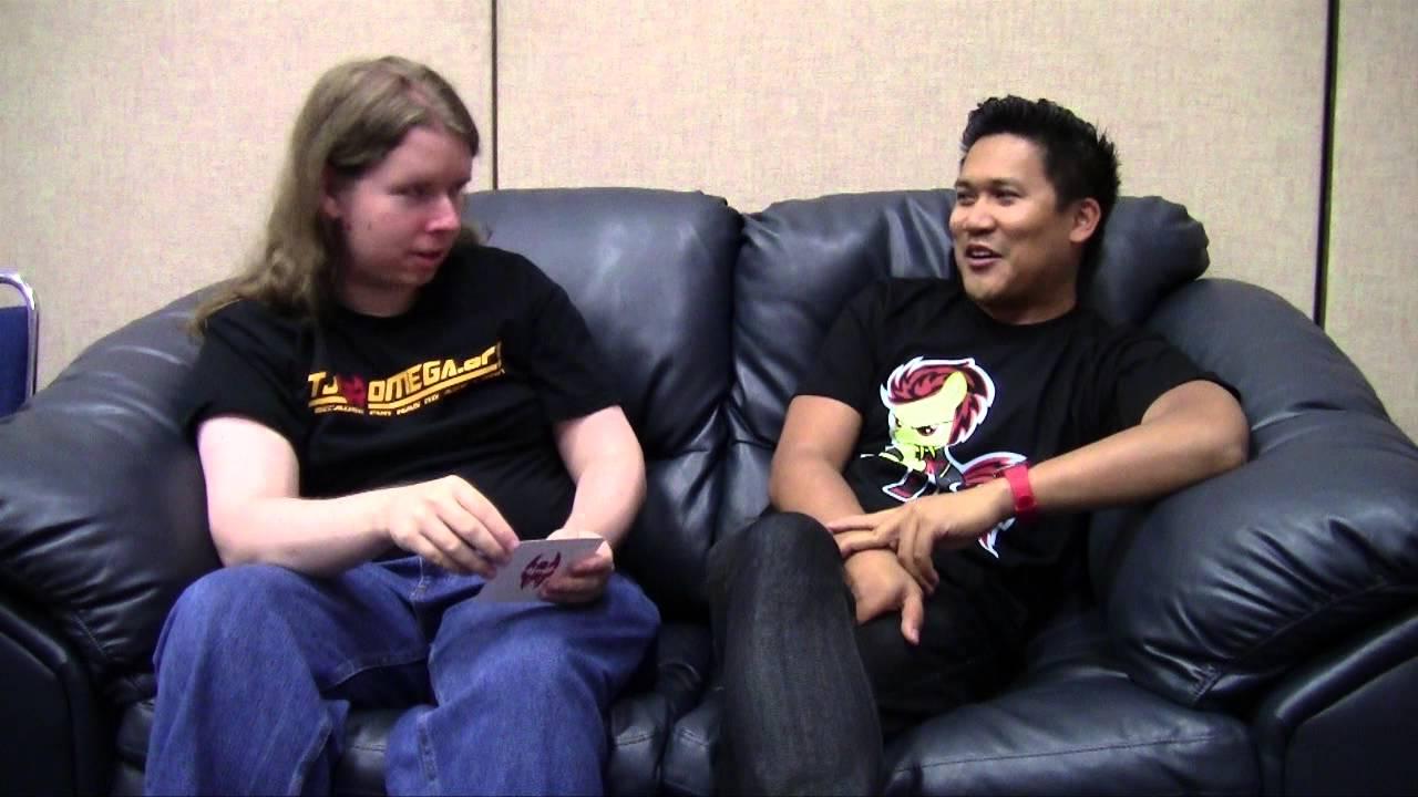 Metrocon 2013 Dante Basco Interview Rufio Prince Zuko