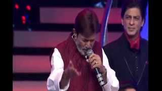 Rajesh Khanna Hit Dialogue Daag Movie. 39 Year After In Apsara Awards 2012