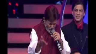 Rajesh Khanna Hit Dialogue Daag Movie. 39 Year After In Apsara Awards 2012