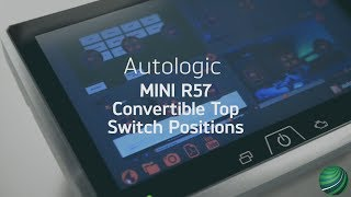 How To Test MINI Cooper R57 Convertible Top Roof Switches