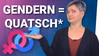 """Franziska Schreiber: """"Gendern? Nicht mit mir!"""""""