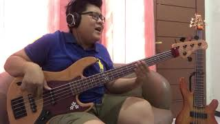 Pilihanku -GMS LIVE- (bass cover using Bacchus Handmade series woodline 517AC/Sakura SP18